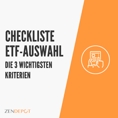 ETF Checkliste